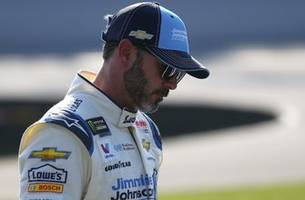 Kevin Harvick: 'Jimmie Johnson's struggles are a reality check for all of us'