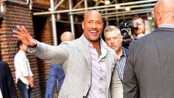 The Rock Won't Be Running for Us President - And He's Got a Fairly Good Reason