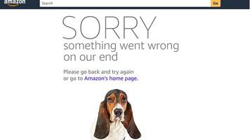 Amazon website crashes on Prime Day in US and elsewhere