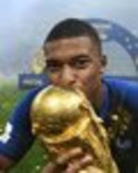 Kylian Mbappe sends United fans into MELTDOWN as Jose Mourinho urged to sign Frenchman