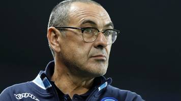 maurizio sarri: chelsea manager would 'give all his possessions to win' with new club