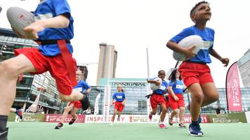 Rugby League World Cup 2021: Grassroots rugby league to get £20m lift