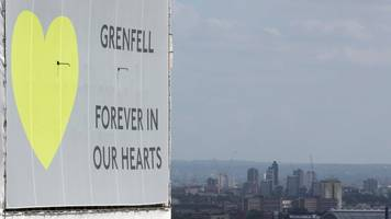 Grenfell inquiry: Fire officer's 'impossible' choice for father