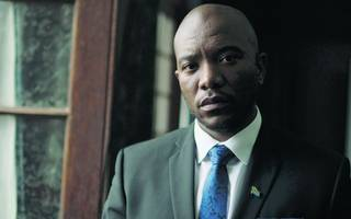 mmusi maimane: meet the man who wants to cut the rainbow nation's red tape