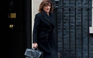 nicky morgan: free trade benefits will not outweigh brexit hit