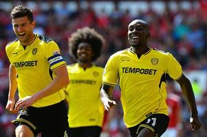 lloyd dyer brought excitement factor to burton albion's championship battles