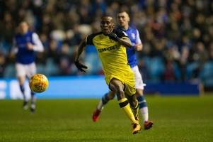 lloyd dyer leaves burton albion as club 'decide to move on' ahead of league one