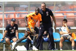 paul clement 'pleased with reading progress' ahead of derby county opener