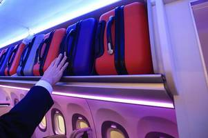 the hand luggage items which could be banned from flights leaving uk
