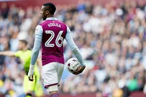 newcastle united set to rival leeds united for aston villa's former bristol city star