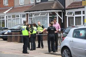 man, 20, remains in hospital after being arrested in stoke-on-trent on suspicion of murder