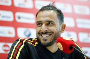 world cup winger nacer chadli breaks his silence on his west brom future