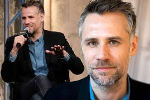 richard bacon breaks silence with cryptic quote after waking from life-threatening coma