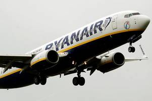 make-up and baby powder could be banned from hand luggage on flights leaving the uk