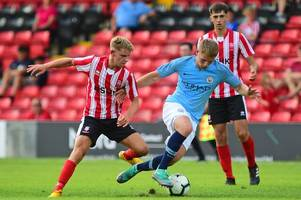 lincoln city u18s produce stunning comeback against manchester city starlets