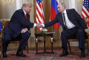 Trump Blames 'Both Countries' Over 2016 Election Meddling During Putin Press Conference