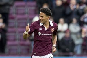 craig levein gives demetri mitchell update as hearts face anxious wait on manchester united left-back