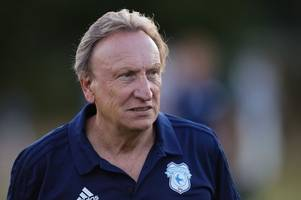 neil warnock admits cardiff city could give up on chase for liverpool's marko grujic and comments on matt philips link
