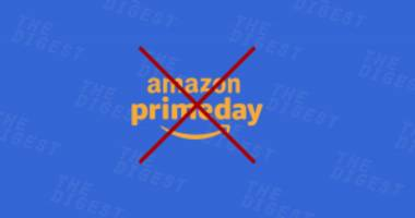 It's Amazon Prime Day. Don't Buy Anything.