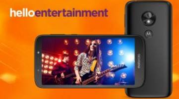 Motorola Announces Moto E5 Play with Android Go Software