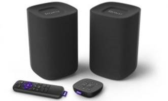Roku Announces Wireless Speakers for Roku-Powered Smart TVs