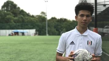 singapore's first premier league recruit must first do national service
