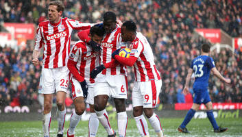 agent says stoke city star on verge of premier league return after receiving 2 serious offers