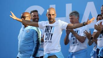 Argentina Eyeing Ambitious Approach for Man City's Pep Guardiola to Take Over From Jorge Sampaoli
