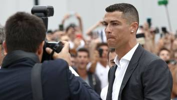 cristiano ronaldo says juventus was only club to make offer