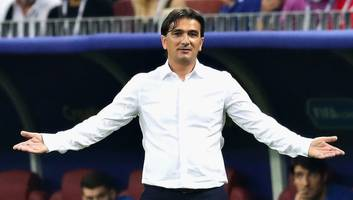 croatia manager zlatko dalic rues var penalty call after 'unlucky' world cup final defeat to france