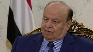 yemen war: president hadi has 'no regrets' over saudi-led strikes