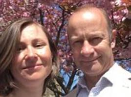 ukip's henry bolton's wife is granted a 'quickie divorce'