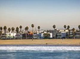 venice beach in california is the most valuable coastline in the world followed by bournemouth