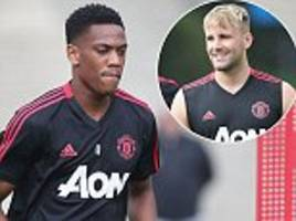 Man United prepare for friendly against Club America as Luke Shaw continues to battle for future