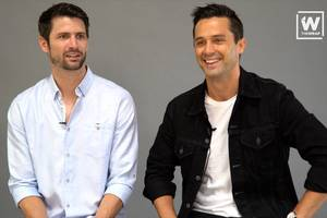 james lafferty, stephen colletti on 'ridiculous' auditions that inspired 'everyone is doing great' (video)