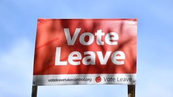 vote leave claims 'unacceptable if true'