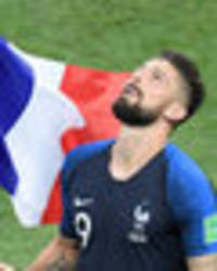 arsenal in subtle chelsea dig after making olivier giroud world cup tribute post