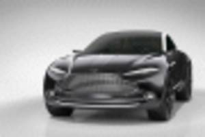 aston martin plans new platform for suv