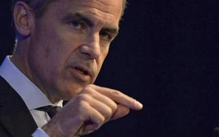 """mark carney warns of """"big"""" impact from brexit no deal"""