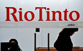 rio tinto hails 'solid' second quarter as iron ore shipments shoot up