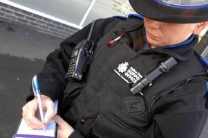 humberside police fails to record 14,200 crimes every year