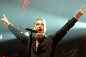 robbie williams to join simon cowell and one direction's louis tomlinson as x factor judge