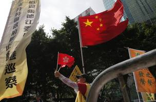 Hong Kong police seek landmark ban on pro-independence party