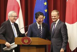 Japan Signs Trade Deal With The European Union