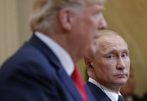 Trump Says Putin Meeting Went 'Even Better' Than NATO In The Face of Growing Outrage