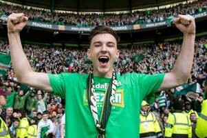 celtic refuse to compromise on kieran tierney's £30m price tag as juventus enter the fray