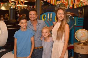 peter andre opens up on co-parenting kids as ex katie price parties hard with toyboy lover