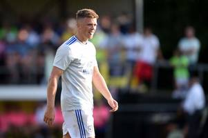 st austell 2-4 cardiff city u23s: rhys healey leads fightback as bluebirds recover from two-goal deficit