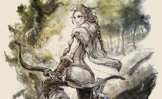 Octopath Traveler's extreme Middle English is stumping players