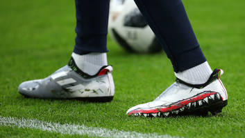 fashionistas: 15 of the best boots on show at the 2018 fifa world cup